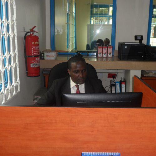 Isaack Mbugua