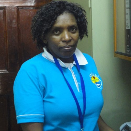 Rose Wambui